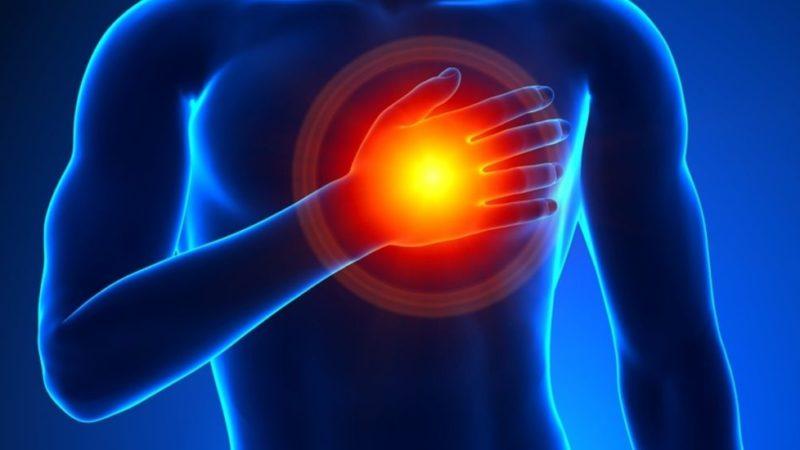 Боль в груди от нервов причины