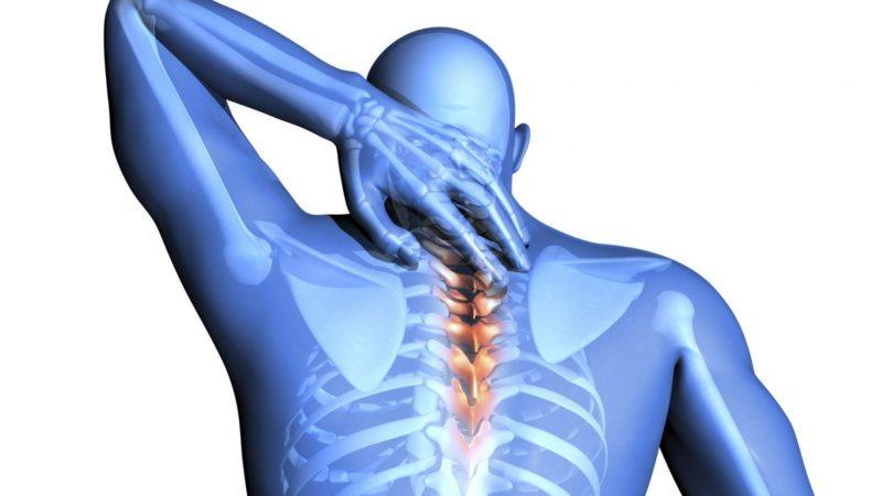 Защемление грудного нерва