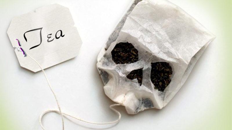 Вред чайных пакетиков для организма человека