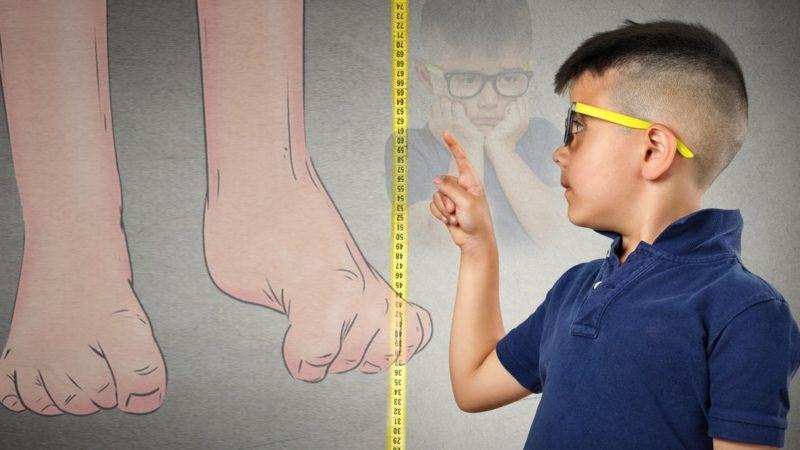 Почему у ребенка болят ноги