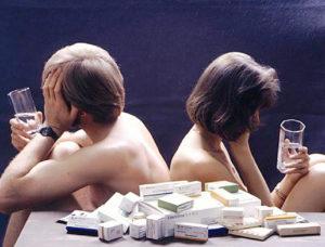 заболевания, передающегося половым путем
