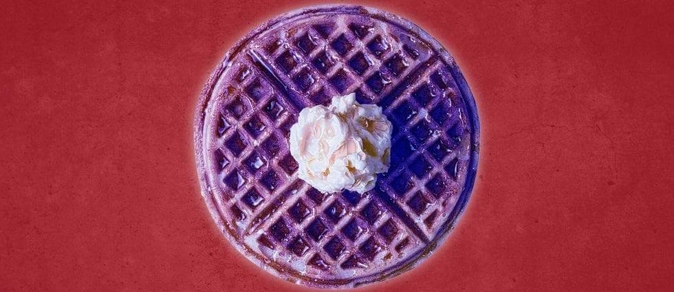 Синяя вафля болезнь