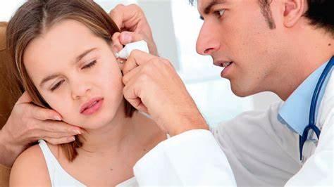 Средний отит симптомы и лечение