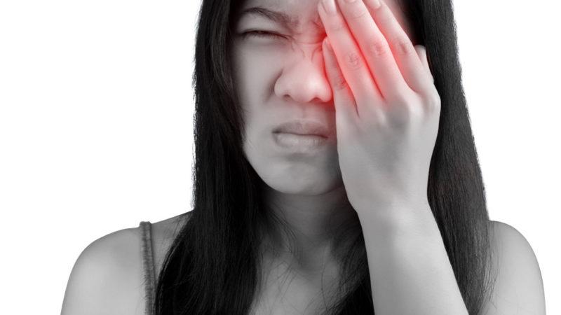 Причины зуда в глазах