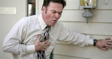 Какие боли при сердечном приступе